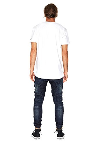 Nena & Pasadena Jeans DESTROYER Heritage Indigo