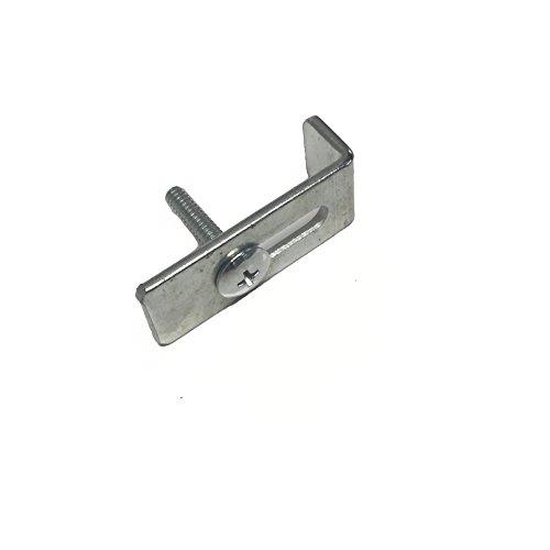 high quality undermount sink clips undermount sink brackets supports 4 pack kit. Interior Design Ideas. Home Design Ideas