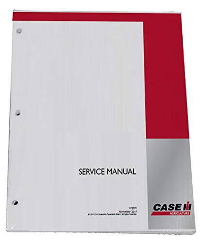 - Case IH Super MTA Tractor Workshop Repair Service Manual - Part Number # 9-761