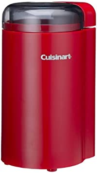 Cuisinart DCG-20NR Coffee Grinder, Red