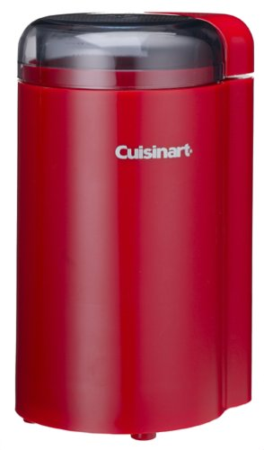Cuisinart DCG 20NR Coffee Grinder Red