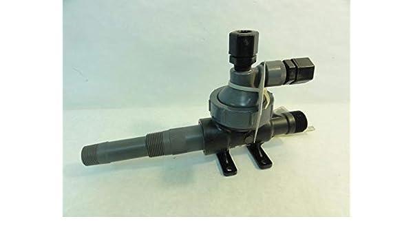 Black 50 Length 20 psi Flexaust 5961000150 Statpath Polyethylene Flexible Hose 1 ID