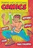 Drawing and Cartooning Comics, Tony Tallarico, 0399519467