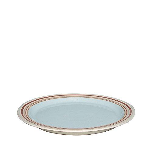 Denby Heritage Pavilion Dessert/Salad Plate, Blue