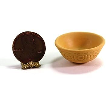 "Dollhouse Miniature /""Vintage Look/"" Mixing Bowl"