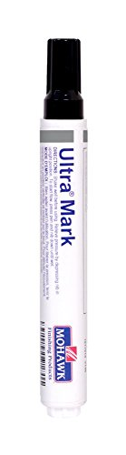 Mohawk Finishing Products Ultra Mark Wood Marker for Paint or Stain (Silver - Stain Wood Silver