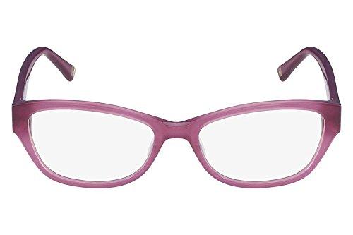 Óculos De Grau Marchon Nyc M-Affinia 505/54 Roxo