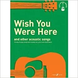 Wish You Were Here And Other Acoustic Songs: Easy Guitar Tab Easy ...