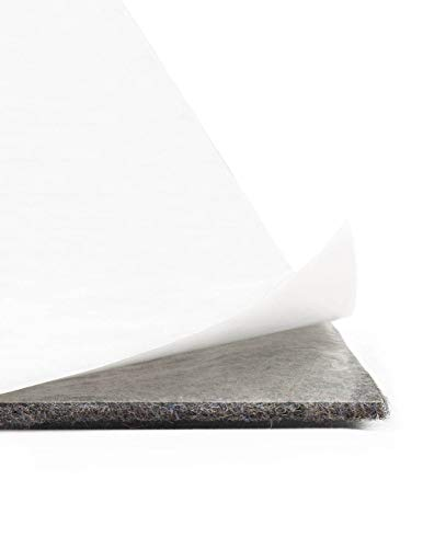 F-26 Industrial Felt by The Foot with Adhesive - 72