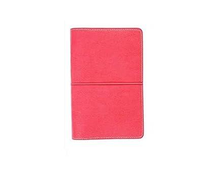 Elenaus - Cuadernos de piel para negocios, anillas de ...