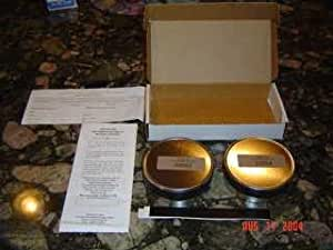Professional radon gas dual canister test kit radon detector - The office radon test kit ...