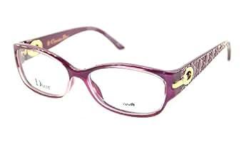 DIOR Montura gafas de ver 3205 0SP0 Transparente/Rosa ciclamen 54MM