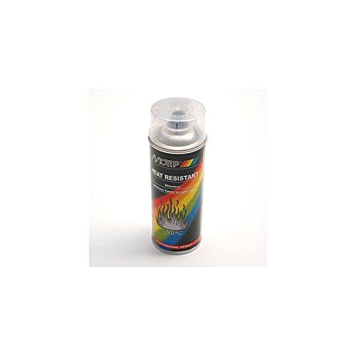 MOTIP - BOMBE DE PEINTURE MOTIP PRO HAUTE ---TEMPERATURE VERNIS spray 400ml (04033)