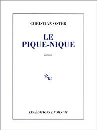 Le Pique-nique par Christian Oster