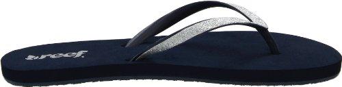 Reef - Sandalias para mujer Azul Marino