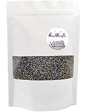 CoolCrafts Dried Lavender Buds 4OZ Lavender Dry Lavender Flowers for Candle Making, Soap Making, Lavender Bags