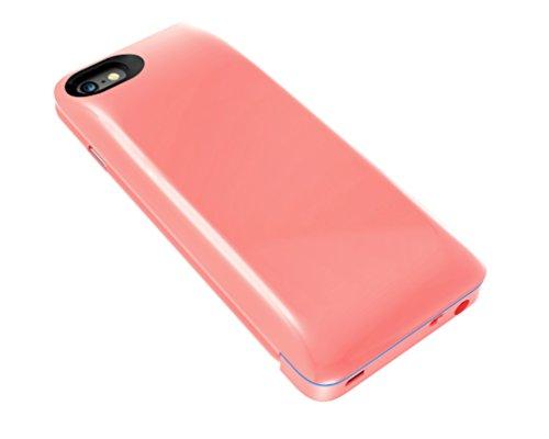 Boostcase Hybrid Power Case 2700mAh für Apple iPhone 6, coral