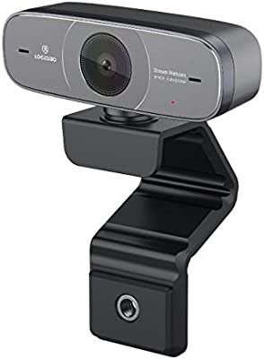 Logitubo 925AF HDR Pro USB Webcam Full HD 1080P HDR Video Streaming Web Cam  Auto Focus with 2 Microphone Camera Compatible with Windows 10 Mac PC Xbox