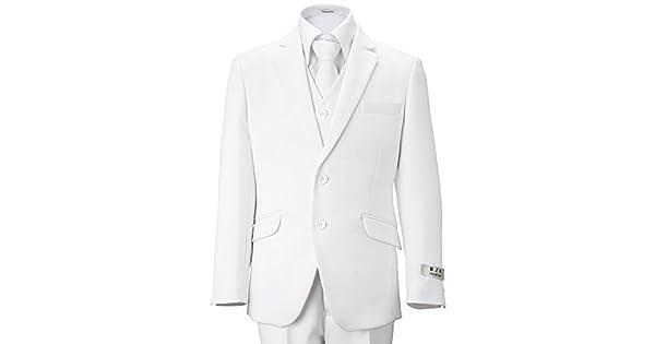 Amazon.com: Bjk colección Big Boys boda comunión y blanco 2 ...