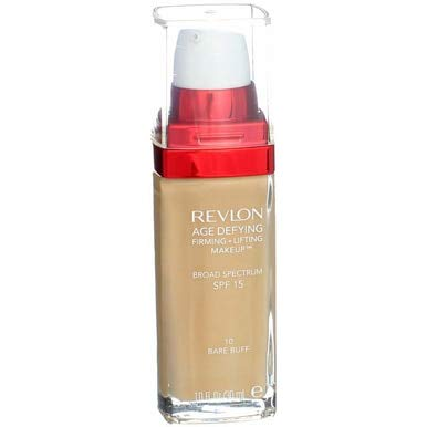 Revlon Bare Buff Age Defying Firming Plus Lifting Makeup - 2 per case.