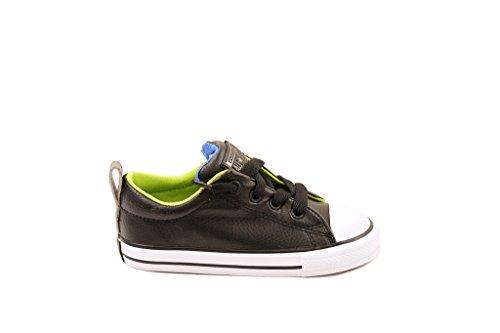Converse - Zapatillas para hombre negro negro