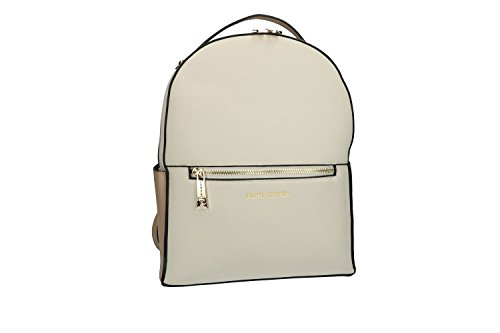 Zip Beige With Pierre Shoulder Vn1861 Bag Opening Woman Backpack Cardin qnv06wnA