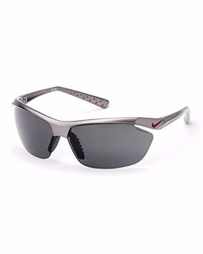 Nike Tailwind Fade Graphite Sunglasses with Grey Lens