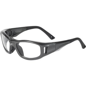 C2 Leader Sports Prescription Ready Goggle in Gunmetal Med