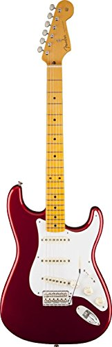Fender Classic Series '50s Stratocaster, Maple Fingerboard - Candy Apple Red