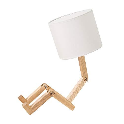 Lámpara de mesa de noche Nordic Creativo Personalidad Dibujos ...