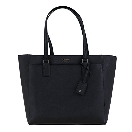 Kate Spade New York Cameron Laptop Tote Purse (Black) ()