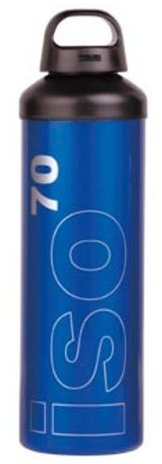 Laken ISO 70 Insulated Water Bottle,Met-Blue
