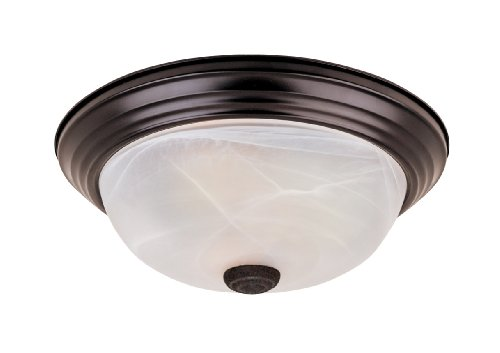 Designers Fountain ES1257S-ORB-AL Builders Collection Ceiling Lights, Oil Rubbed Bronze