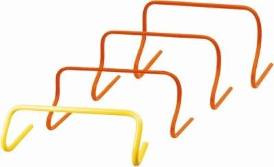 Training Hurdles (Orange) 12 inch x 20 by Splay (Image #1)