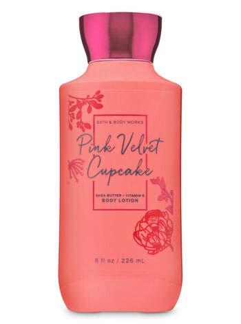 Pink Velvet Cupcake Super Smooth Body Lotion 8 oz 2019