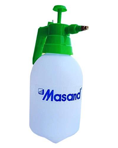 Masand Manual Sprayer/Garden Sprayer/Water Sprayer 2 Liter Bottle (White and Green)