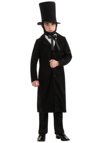 - Rubie's Child's Deluxe Abraham Lincoln Costume, Medium