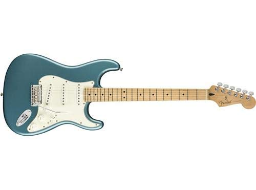 Fender Player Stratocaster Electric Guitar – Maple Fingerboard – Tidepool
