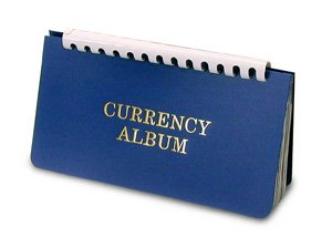 Whitman Modern Currency Pocket Album