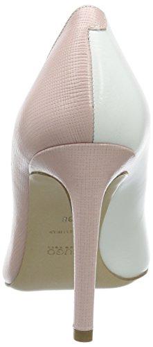 HUGO Ballet 10191387 01, Sandali Punta Aperta Donna, Rosa (Pastel Pink 688), EU