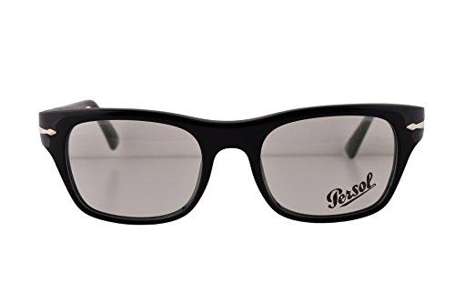 Persol PO3070V Film Noir Edition Eyeglasses 52-20-145 Black 95 PO3070 (FRAME - Persol Po3007