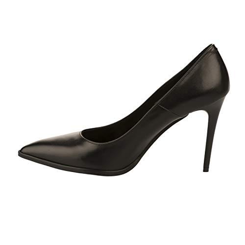 Escarpins Styme Noir Styme Escarpins Femme Femme Noir qI0UI