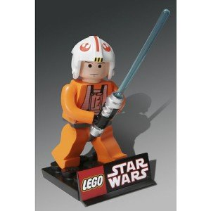 Limited Edition Maquette - LEGO Star Wars Luke Skywalker Limited Edition Maquette