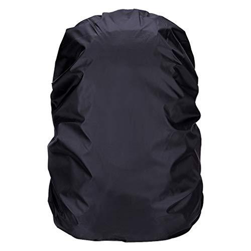 QBQCBB Waterproof Backpack Cover Bag Camping Hiking Outdoor Rucksack Rain Dust(A,Freesize)