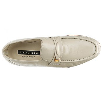 Flors Mens Riva Slip-on Beige