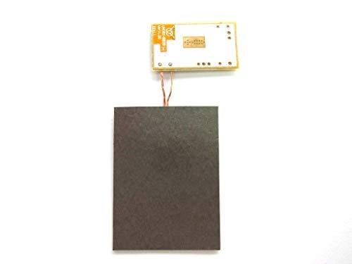 U-way ワイヤレスレシーバー PCBAボード サーキットボード + コイル UNIRX-882QH