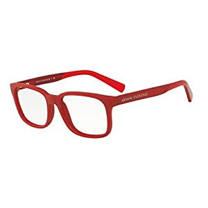 Exchange Armani 0AX3029 Optical Full Rim Square Mens Sunglasses