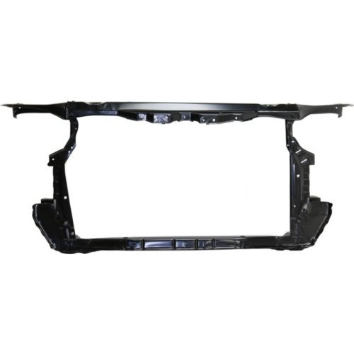Radiator Support Compatible with Toyota Camry 2002-2006 Assembly Black Steel USA Built ()