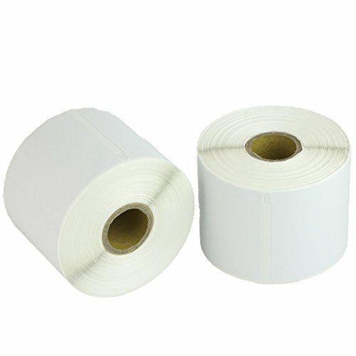 Dymo Badge Name Label ([2 Rolls, 600 Labels] Address, Shipping & Barcode Labels 30256 (2-5/16 x 4