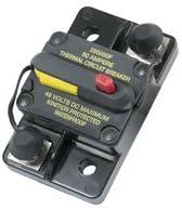 90 Amp Manual-Reset DC Circuit Breaker